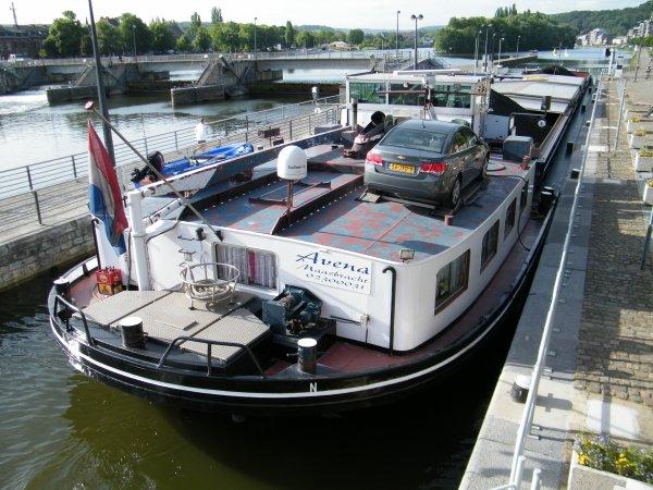 AVENA (NL) Maasbracht - GT.1541 - 85,00 m. 9,50 m.