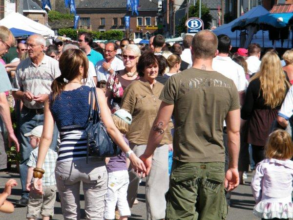 Namourette 2011 - Namur en Mai - Jambes en Fête.