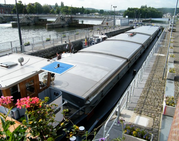 RIVAL (NL) Maasbracht - GT.604 - 63,00 m. 6,60 m. & Lilly Boyd (B) Liège