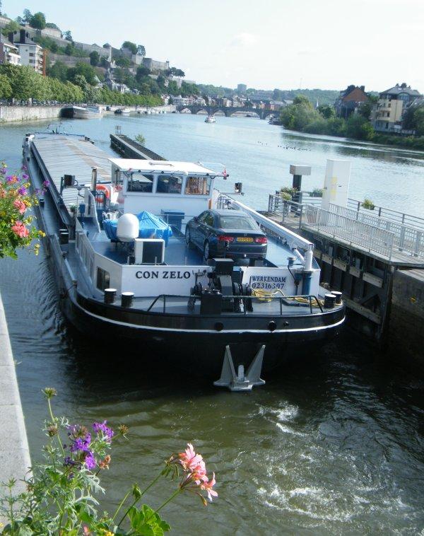 CON ZELO (NL)  GT.1633 - 86,00 m. 8,46 m.