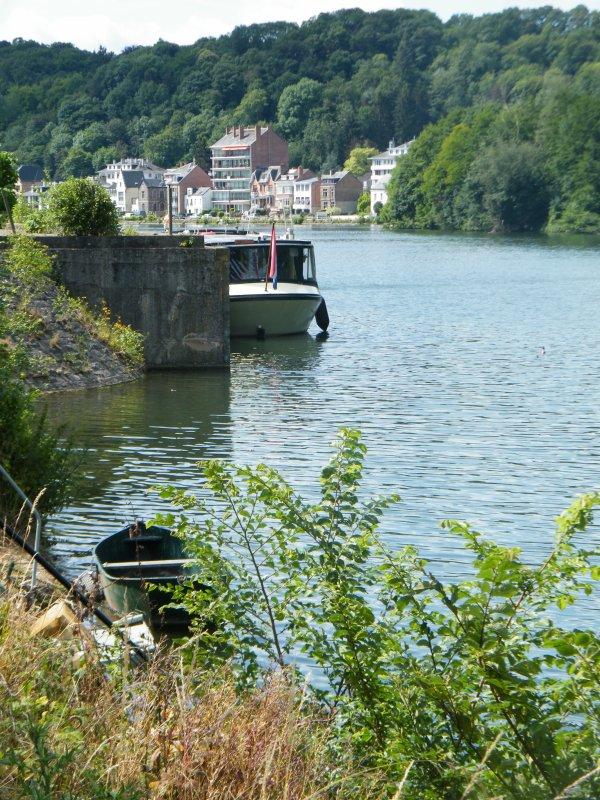 Jambes - Promenade entre Velaine et Amée