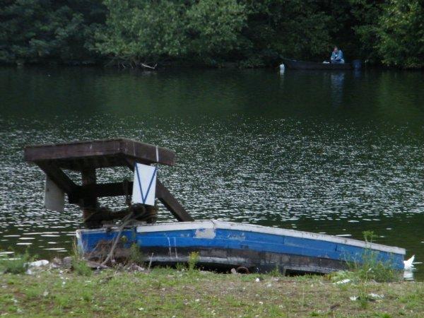 Jambes - Entre le port de Velaine et le barrage de La Plante - L'île Vas-t'y-Frotte, réserve naturelle.