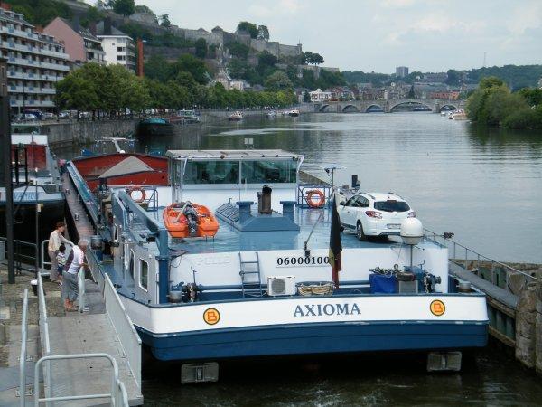 AXIOMA (B) GT.2370 - 85,00 m. 11,40 m.