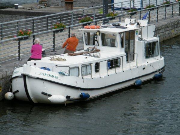 LA BUSSIERE (EU) - Locaboat Holidays