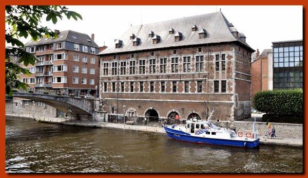 Namur en photos, chaque semaine, par Christian Delwiche, un vrai namoureux!