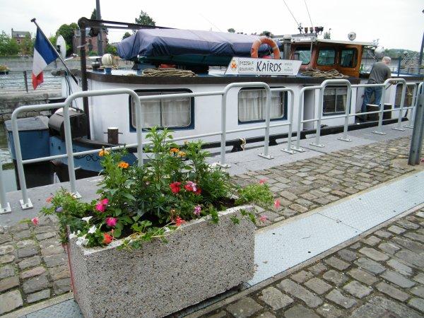 Le retour du KAIROS (F) sur la Haute Meuse