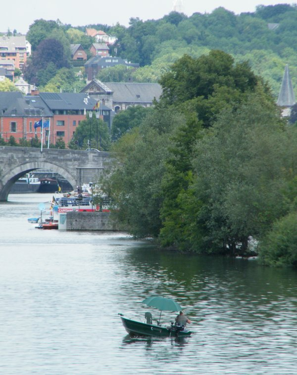 Avec 40 bateaux, le record journalier 2011 atteint ce 30 juin, mais une baisse légère du trafic suivant le relevé mensuel...