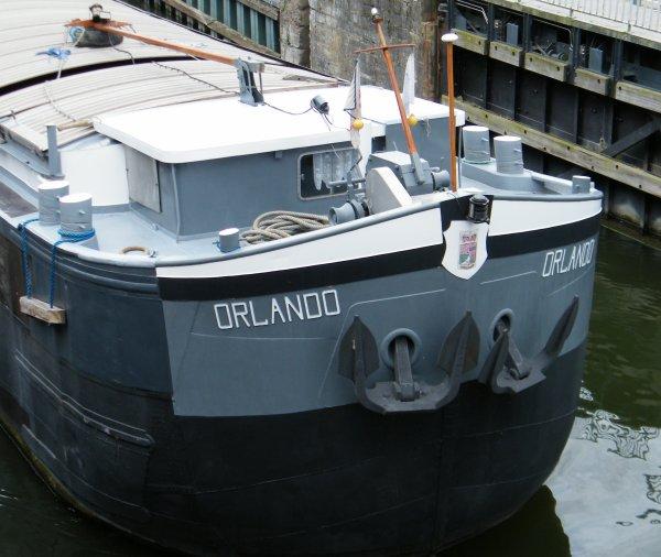ORLANDO - B (ex.commerce-Liège) Namur ( Plaisance > Futur habitat fluvial)  Michot 1962
