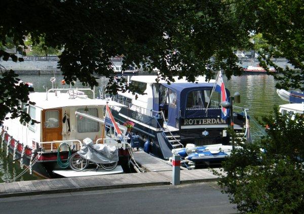 Namur et son tourisme fluviale...