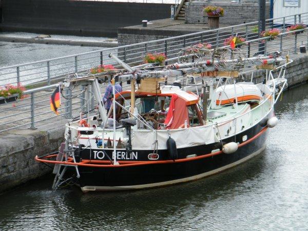 ALBATROS (D), VALSE LENTE (B), RIA (NL), HARMONIE II (GB), CATAMOSAN (B), SURF