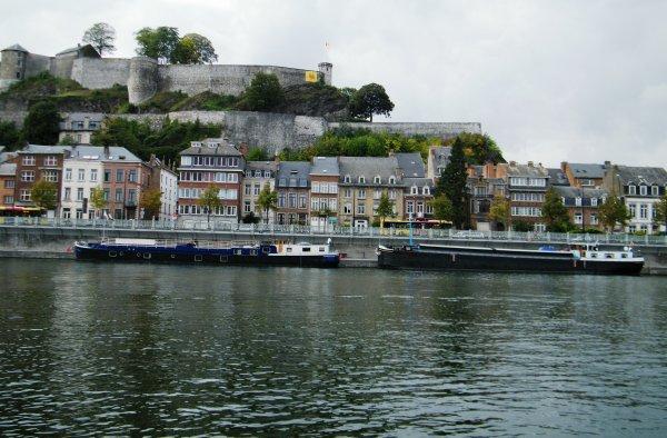 Le Port Henri -Hallet & les Namourettes le lundi des Wallonie...