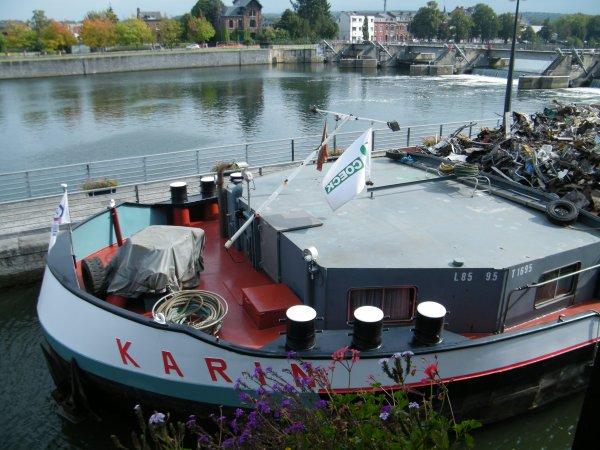 BARAKA (B), KARIN (B)