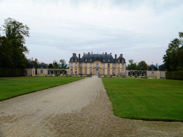 Arrivée à Villiers-sur-Seine, l'écluse de mon ami Fabrice (Lockkipper)