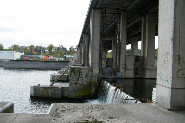 PONT-BARRAGE DES GRANDS-MALADES (Namur-Jambes)