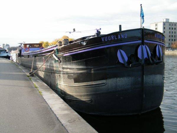 VUURLAND (B) Gent - GT.392 - 38,95 m. 5,03 m. Onbekend 1965