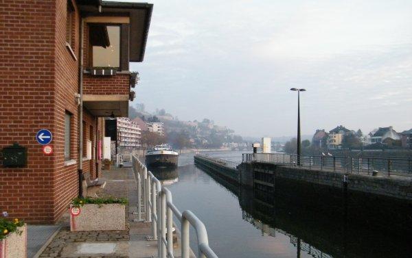 Etiage!  Manque d'eau pour la Basse Meuse et le Canal Albert ...