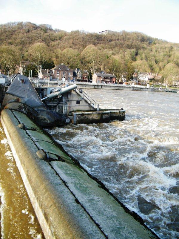 La Haute Meuse reste en pré-alerte de crue, les pluies annoncées pour ce jeudi 5 janvier seront déterminantes...