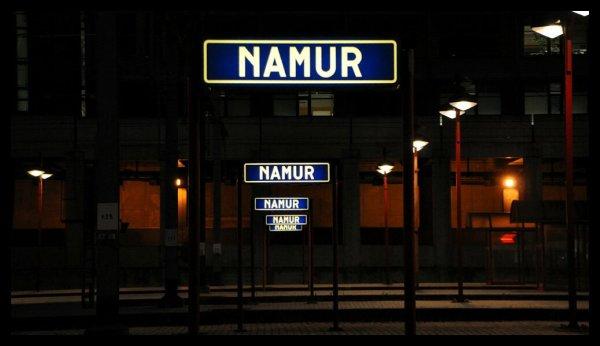 NAMUR EN PHOTOS, les premières de 2012