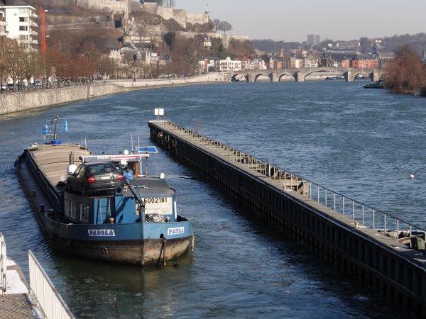 Situation des glaces du 07 février 2012... RIVAL (NL), PAROLA (B), ASTRID (NL), SAPHIR (B)