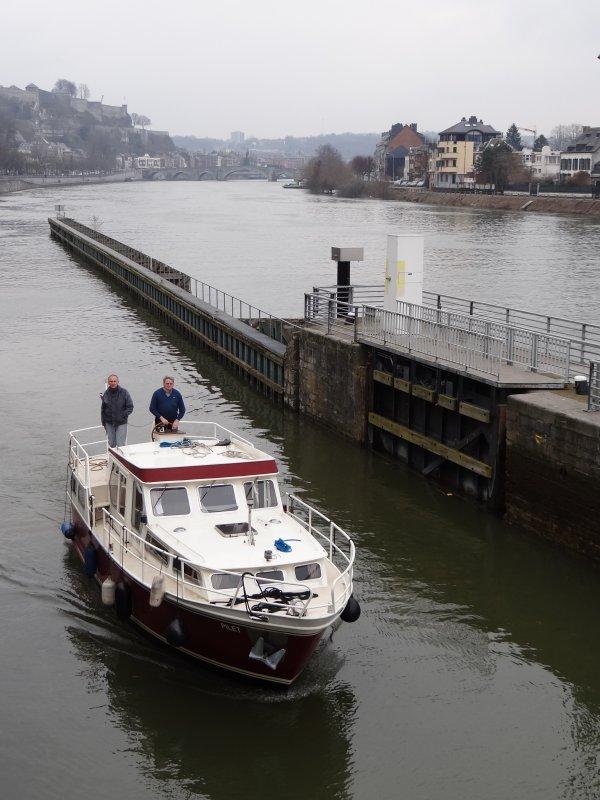PILET (B) , CURSOR (B) -  Les Vélib s'installent à Namur...