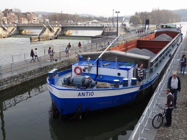 PÔLE NORD (F), KAIROS (B), MACTE ANIMO (B), ANTIO (NL) , parmi les bateaux de ce samedi 24 mars 2012. Mode d'emploi de la barrière d'accès limitatif !