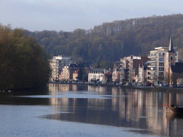 Namur, la 100eme Scouts le 21 avril 2012