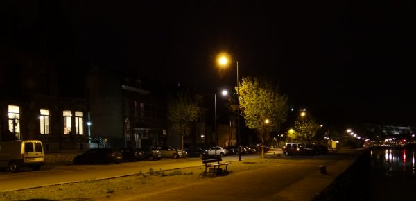 Nocturne à La Plante - Auberge de Jeunesse de Namur (La Plante)