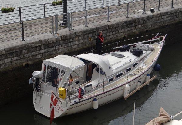 MOUETTE (NL), MAURITS VINCENT (NL), HAPPY DAY (NL), SARAH (NL), NAVI (DK), MARIE JANS (NL), VIDA (NL), BATTELLO (NL), ROCKALL (B), SENNA (B), parmi les 32 bateaux de ce 11 juin 2012.
