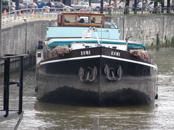 CATAMOSAN 2 (B), KARIN (B), TSUNAMI (B) F, LOANA CALISTA (B), ESMI (B), PAROLA (B), parmi les 32 bateaux de ce mardi 19 juin 2012.