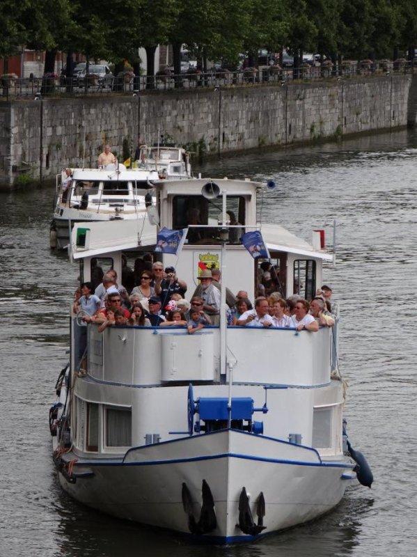 3 juillet 2012 suite... ABÜELA (NL), MEUSE-ARDENNES (B), VIVALDI (B), OUFTI IV (B), LINQUENDA (NL), CATANIA (B), ...