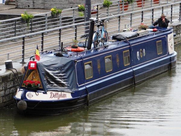 DILLYKIM (GB), MANTA (B), INCH ALLAH (F), BELVONA (B), MINDANAO (NL), ZORA (NL), parmi les bateaux de l'après-midi de ce 10 juillet 2012.
