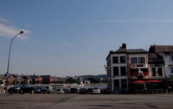 Aller-retour boulangerie sur le chemin du port ... ARNOLDINA (D), MAUS (B), NAMOURETTE Deux (B), ....