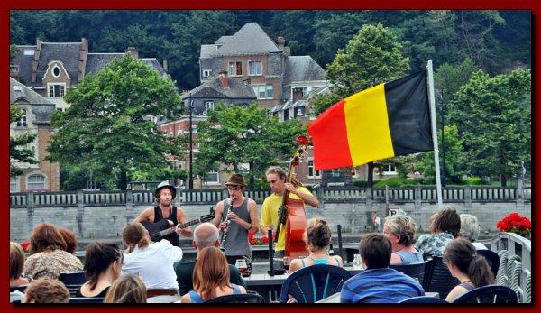 """Le """"bia-bouquet"""" de Christian Delwiche du 22 au 28 juillet 2012"""