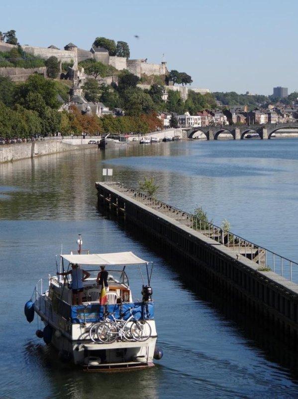 Dernière dominicale avant le chômage de la Haute Meuse ... - LE BARBARIE (B), HIPPOPOTAMO (DK), MAJESTIC (B), FLORENCE (B), FATIMA II (NL), ICHTUS (B),  ....