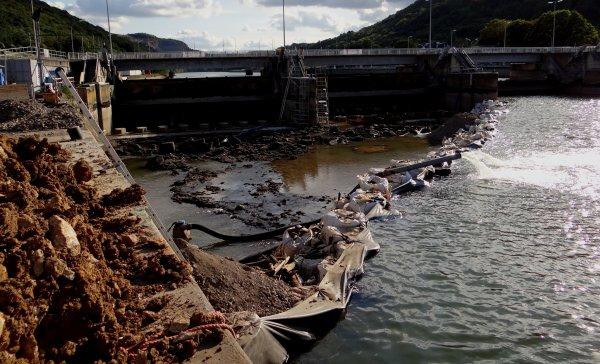 TAILFER - chômage Haute-Meuse 2012 - Travaux complémentaires en vue de l'installation de centrales hydroélectriques sur les barrages de la Haute Meuse...
