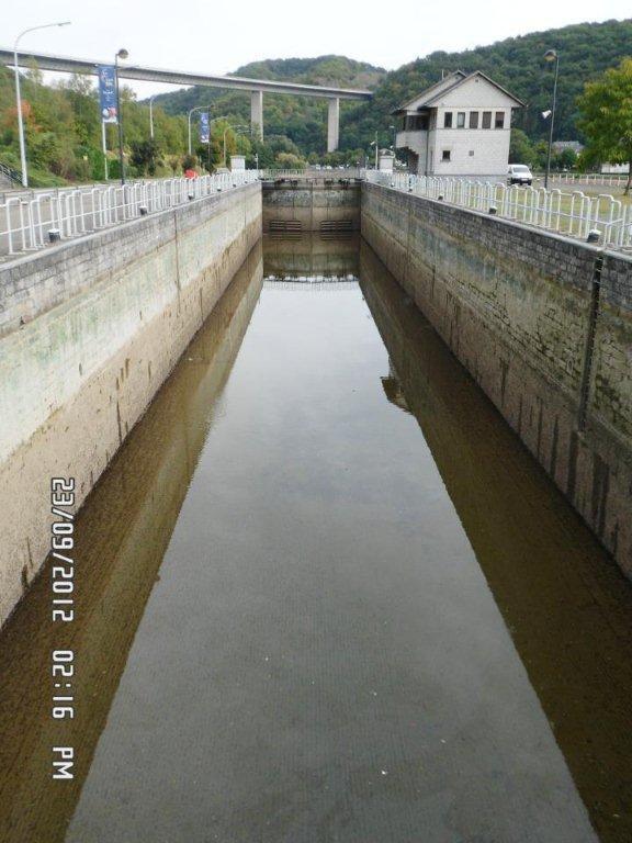 ANSEREMME, DINANT - Chômage Haute-Meuse 2012