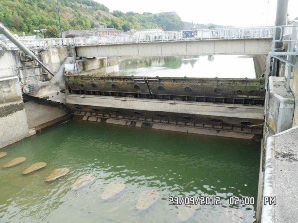 DINANT - Chômage Haute-Meuse 2012