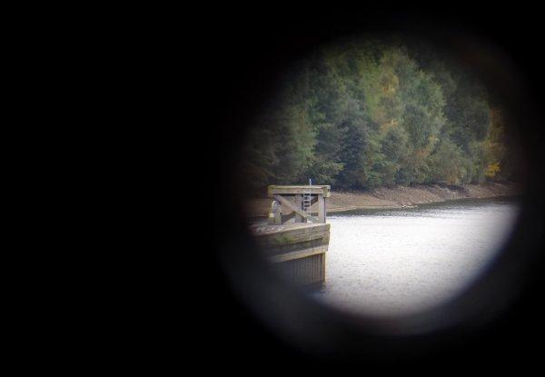 Pendant le chômage de la Haute-Meuse, la pêche n'est pas interdite pour tous...  ;)