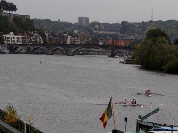 Début de remise à flottaison du bief Tailfer-La Plante, ce samedi 6 octobre à partir de 8h.- Travaux toujours en cours aux écluses de Hun et Houx.