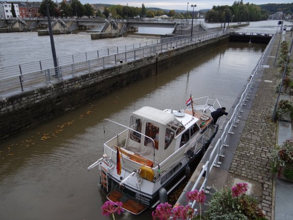 AXIOMA (B), TORDERA (NL), MY WAY (B), KORNELIS-JAN (NL), LADY NIGHT (B), SIRIUS (D), AVENA (NL), pendant la pause B (11:24>19:30) et parmi les 15 bateaux de ce 17 octobre 2012.