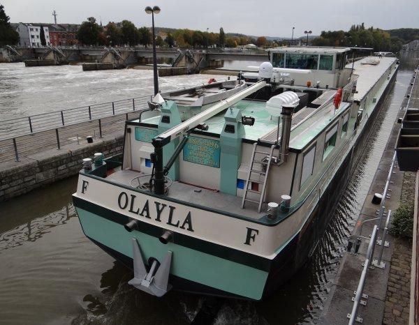OLAYLA (F), SABRINA (B), NAUTIEK (B) parmi les 13 bateaux de ce vendredi 19 octobre 2012
