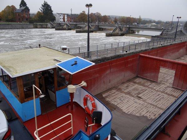DC MOSA 1 (NL), INTERNOS (B), NOUCHE (B), parmi les 7 bateaux de ce 15 novembre 2012.