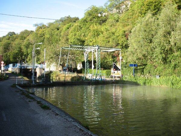 Voyage du LOMA  09/2012 (1/2)  Canal de la Marne à la Saône - Champagne-Bourgogne.