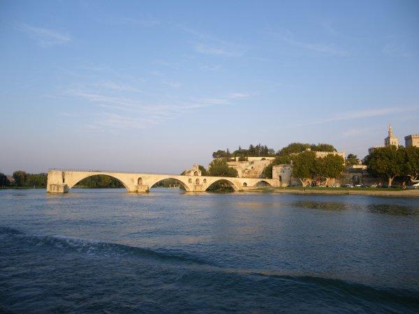 Voayage du LOMA vers Avignon - 09/2012 (3/3) Du Saône au Rhône ...