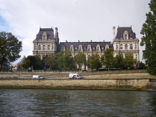 Voyage du LOMA - Traversée parisienne - septembre 2012