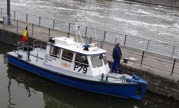 Mission terminée dans le bief 10 pour le P79, le port Henri-Hallet est remonté depuis ce 16 avril...   Faible trafic suite aux actions de la batellerie....
