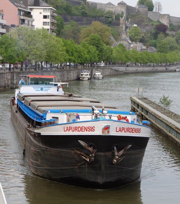 Parmi les 24 bateaux de ce lundi 6 mai;  LADY NIGHT, ESMI, DREAMBOAT, LAPURDENSIS, CHAVANA, QUATBOUCH, HEERENSCHIP, HADES, DC MOSA 1, FOLLOW ME.
