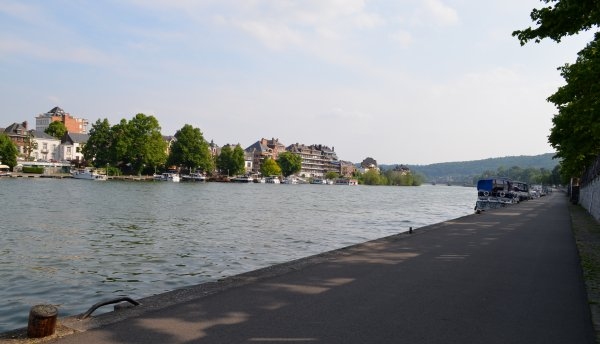 Namur, un petit air de Provence... ;)