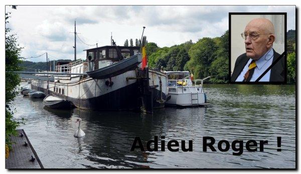 Roger Pierard, fondateur des sea-scouts, s'est éteint ce jeudi en fin de soirée...