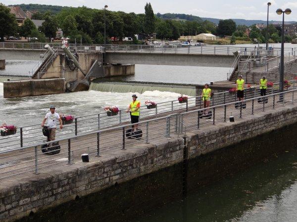 De 17 à 25l. sur la Haute-Meuse, avec une fraicheur matinale appréciée ce dimanche 28 juillet.
